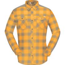 Acquisto Svalbard Flannel Shirt M Orange Crush