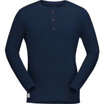 Kauf Svalbard Grandpa Shirt M'S Indigo Night