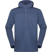 Kauf Svalbard Wool Hood (M) Indigo Night