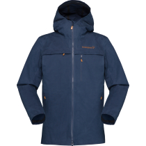 Kauf Svalbard Cotton Jacket (W) Indigo Night