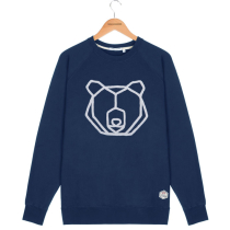 Acquisto Sweat Clyde OURS State Blue