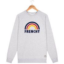 Acquisto Sweat Clyde Frenchy Heather Grey