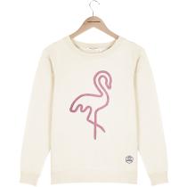 Acquisto Sweat Marlon Flamingo Cream