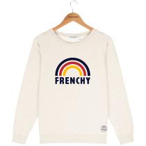 Acquisto Sweat Marlon Frenchy Heather Cream