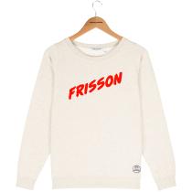 Acquisto Sweat Marlon Frisson Heather Cream