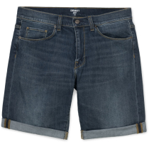Acquisto Swell Short Blue Dark Worn Wash
