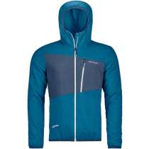 Kauf Swisswool Zebru Jacket M Blue Sea