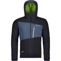 Buy Swisswool Zebru Jacket M Black