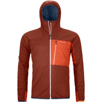 Achat Swisswool Piz Duan Jacket M Clay Orange