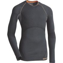 Acquisto T Shirt Activ Body 3 Manches Longue Homme Noir