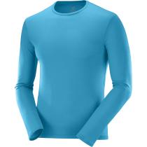 Buy T Shirt  Agile Ls Tee M Barr Reef/Heathe