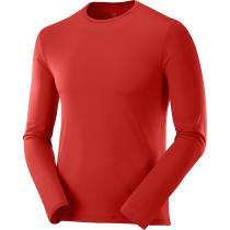 Buy T Shirt  Agile Ls Tee M Goji Berry