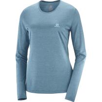 Achat T Shirt  Agile Ls Tee W Mallard Bl/Storm