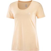 Buy T-Shirt Agile SS Tee W Almond/Nude/Heather