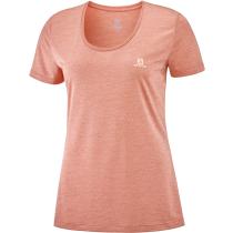 Acquisto T Shirt Agile Ss Tee W Burnt /Brick /He