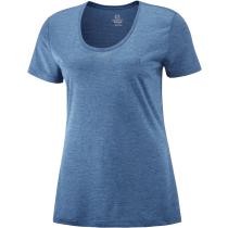 Kauf T Shirt Agile Ss Tee W Copen Blue/Darkd