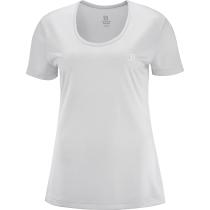 Buy T-Shirt Agile SS Tee W Light Grey Sag/Heather