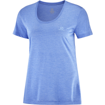 Achat T-Shirt Agile SS Tee W Marina/Little Boy Blue/Heather