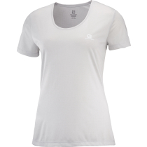 Achat T Shirt  Agile Ss Tee W Wh/Heather/Oyste