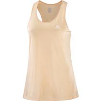 Achat T-Shirt Agile Tank W Almond/Nude/Heather