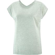Buy T-Shirt Comet SS Tee W Heather Opal Blue/Heather