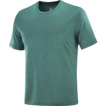 Kauf T-Shirt Explore Tee M Green Gables/Pacific/Heather