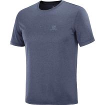 Kauf T-Shirt Explore Tee M Night Sky/Mood Indigo/Heather