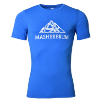 Buy T-Shirt M Proclimb Short Sleeves Cobalt Blue