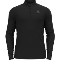 Achat T-Shirt ML 1/2 Zip Merino 260 Black