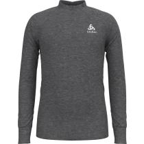 Acquisto T-shirt ML Active Warm Eco Kids Odlo Steel Grey Melange