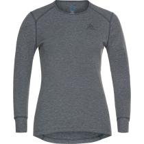 Achat T-Shirt ML Active Warm Eco Steel Grey Melange