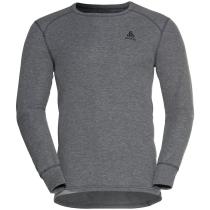 Buy T-Shirt ML Active Warm Eco Steel Grey Melange