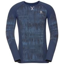 Acquisto T-Shirt ML Blackcomb Estate Blue