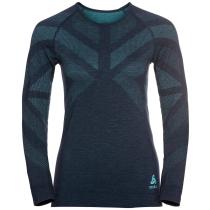 Achat T-shirt ML Kinship Warm Dark Sapphire Melange