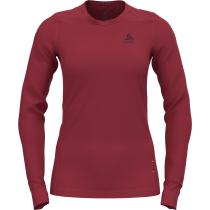 Acquisto T-Shirt ML Natural Merino 200 Warm Deep Claret