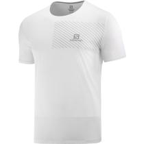 Achat T-Shirt Sense Tee M White/Ashley Blue
