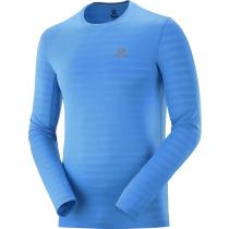 Buy T Shirt Xa Ls Tee M Blithe/Heather