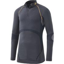 Acquisto T Shirt  Zippé Activ Body 3 Homme Noir