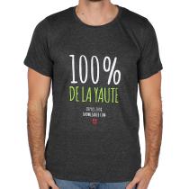 Achat T-Shirt 100% De La Yaute