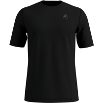 Achat T-Shirt MC Natural 100% Merino Black/Black