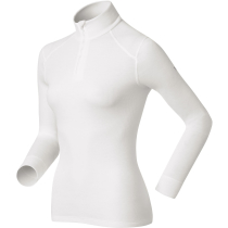 Achat T-Shirt ML 1/2 Zip Active Warm Originals White