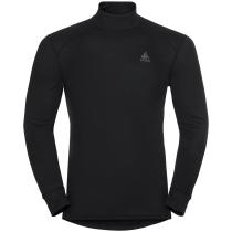 Achat T-Shirt ML Active Warm Eco Turtle Neck Black