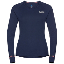 Compra T-Shirt ML Active Warm Origina Diving Navy
