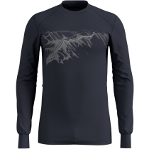Achat T-Shirt ML Active Warm Print India Ink