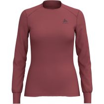Acquisto T-Shirt ML Active Warm Roan Rouge