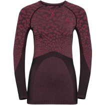 Acquisto T-Shirt ML Blackcomb Black/Cerise/Cerise
