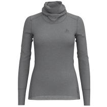 Compra T-Shirt ML Col Montant NaturalGrey Melange-Grey Melange