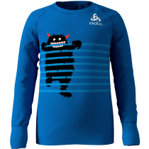 Kauf T-Shirt ML Warm Trend Enfant Directoire Blue