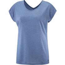 Achat T Shirt Comet SS Tee W Heather Copen Blue