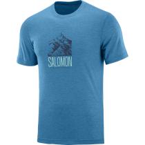 Kauf T Shirt Explore Graphic SS Tee M Fjord